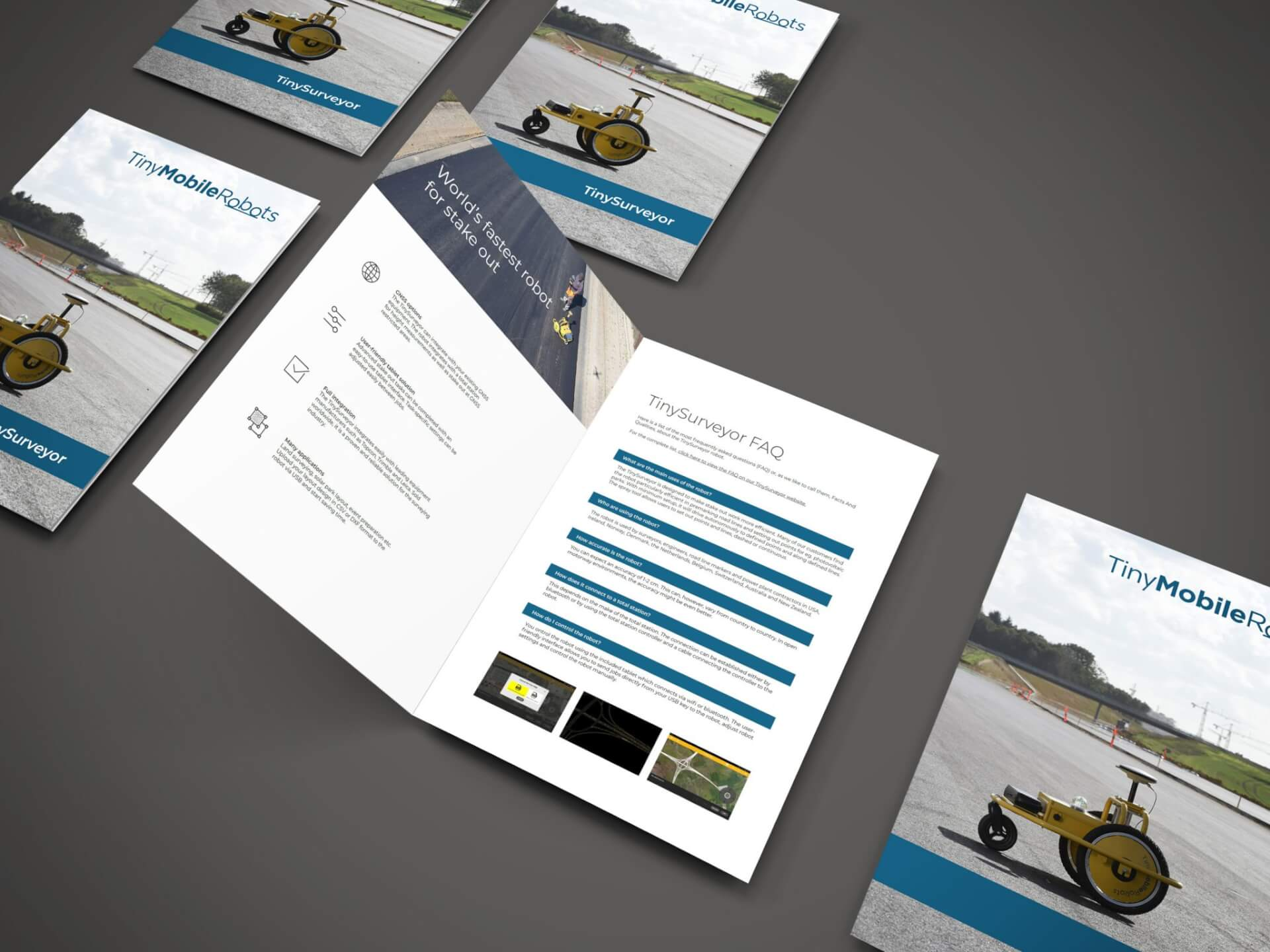TinySurveyor e-brochure